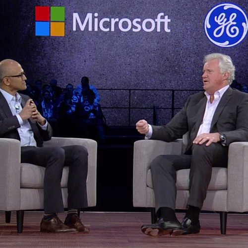 Industrial IoT Gets A Digital Twin: GE Predix Joins Microsoft Azure