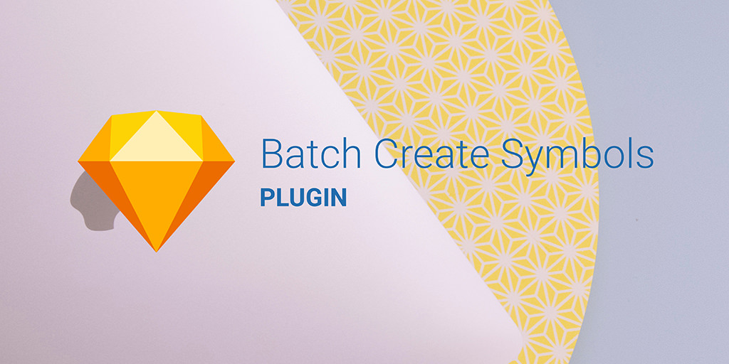 Thumbnail photo for Batch Create Symbols: A Useful plugin for Sketch