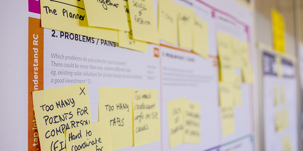 Thumbnail photo for How We Use Design Sprints with Our Clients