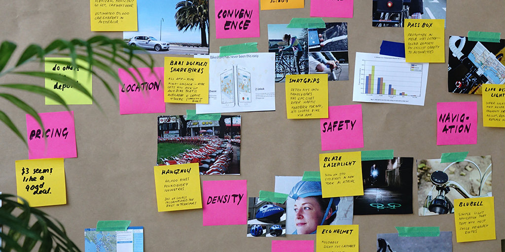 Thumbnail photo for Applying IDEO Design Thinking Principles to Software Engineering