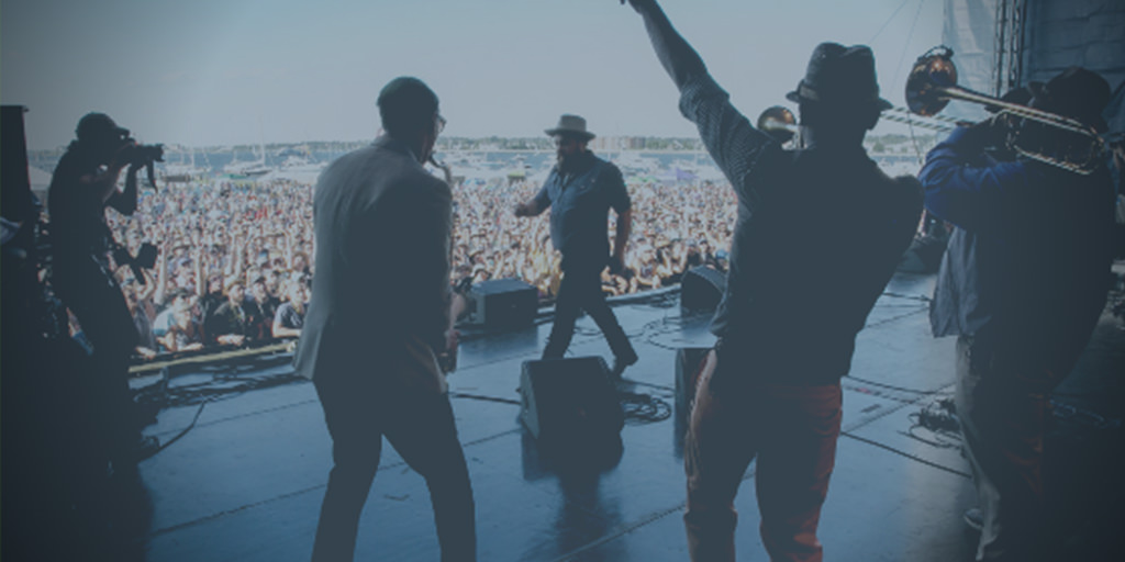 Thumbnail photo for Bose, Newport Folk Festival®, and Cantina Team Up to Fine-tune the Festival Experience
