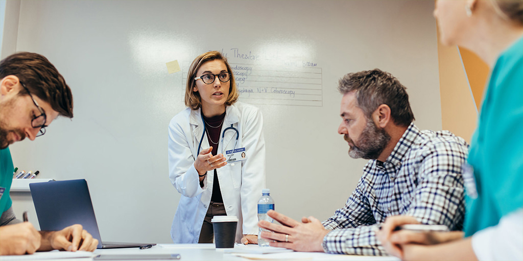 Thumbnail photo for Inclusivity and Digital Transformation in Healthcare: Part 2 - The Role of Service Design in Healthcare