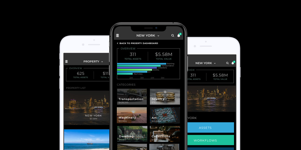 Thumbnail photo for EstateSpace Works with Cantina to Create Innovative FinTech App